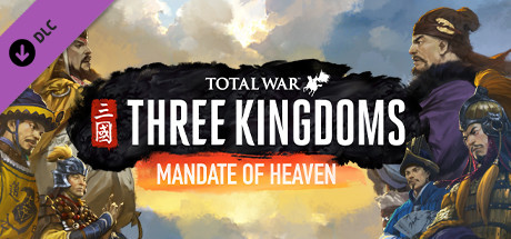 Image result for Total War: THREE KINGDOMS - Mandate of Heaven
