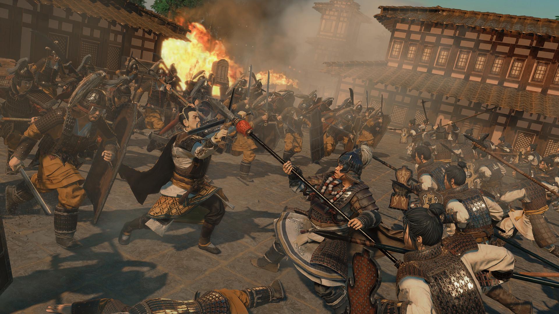 Total War: Three Kingdoms - Mandate of Heaven DLC Download Skidrow