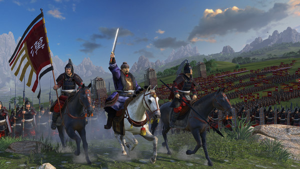 скриншот Total War: THREE KINGDOMS - Mandate of Heaven 3