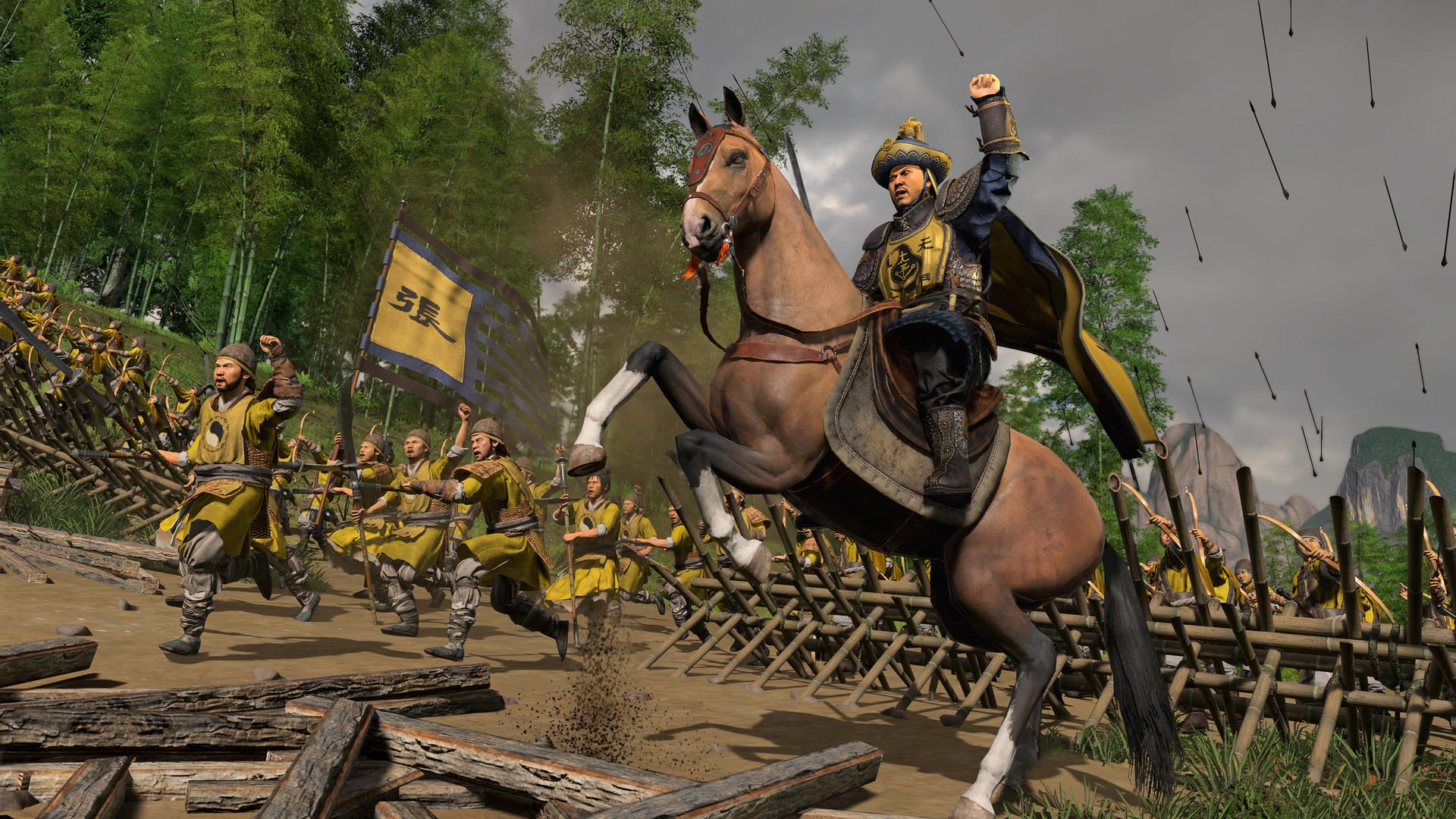 Total War: Three Kingdoms - Mandate of Heaven DLC Crack Download