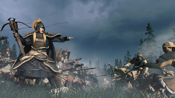 скриншот Total War: THREE KINGDOMS - Mandate of Heaven 0