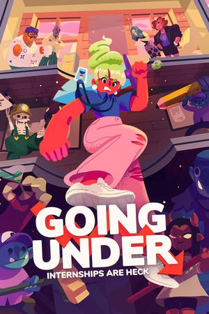 Going Under poster image on Steam Backlog