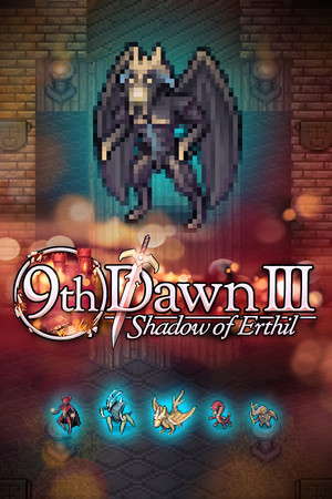9th Dawn III poster image on Steam Backlog