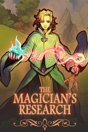 The Magician's Research poster image on Steam Backlog