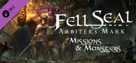 Fell Seal Arbiters Mark  Missions and Monsters [PT-BR] Capa