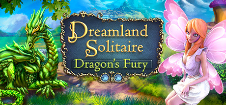 Image for Dreamland Solitaire: Dragon's Fury