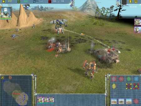 Скриншот из Maelstrom