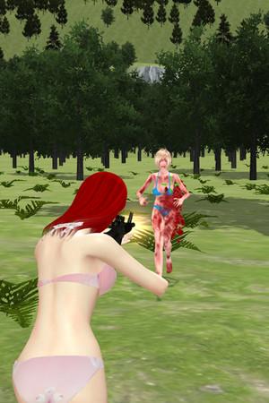 Серверы Girl Kill Zombies