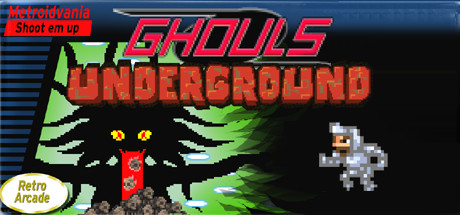 Ghouls Underground cover art