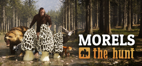 Morels The Hunt Capa