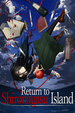 Return to Shironagasu Island poster image on Steam Backlog