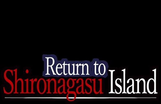 Return to Shironagasu Island logo