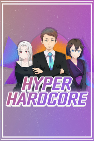 hyper hardcore poster image on Steam Backlog