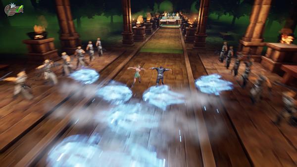 Скриншот из Runner Heroes