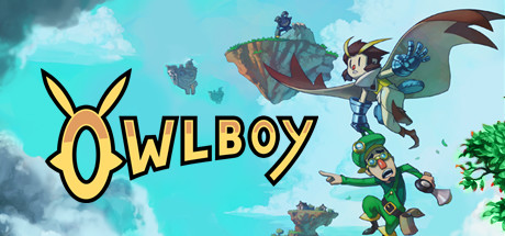Owlboy Steam Game