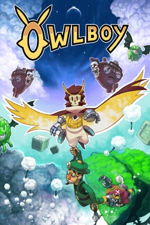 Owlboy poster image on Steam Backlog