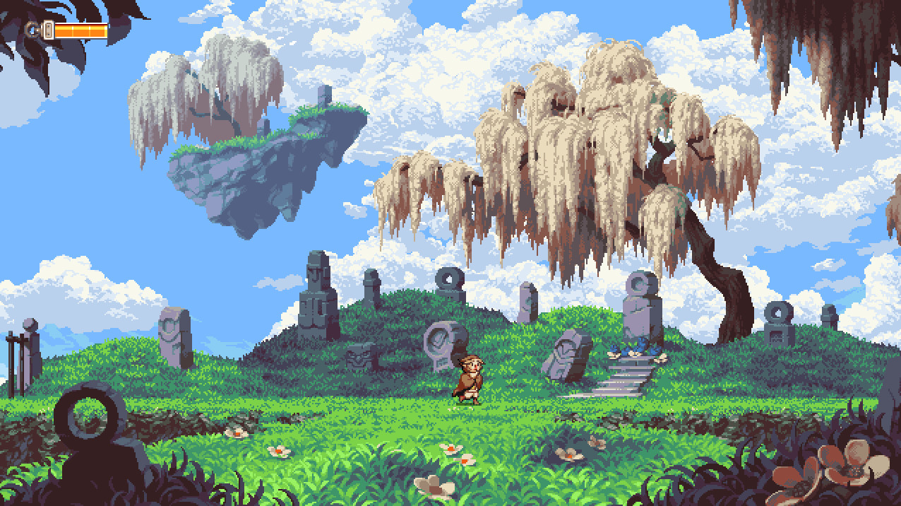 Image result for Owlboy gameplay
