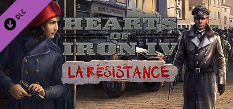 Hearts of Iron IV: La Resistance [PT-BR] Capa