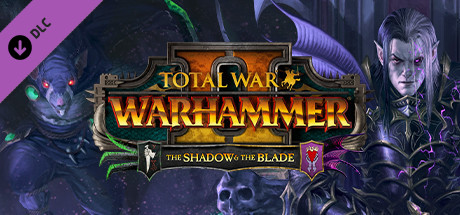 Total War: WARHAMMER II – The Shadow & The Blade [PT-BR] Capa