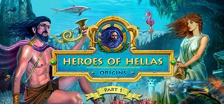 Image for Heroes of Hellas Origins: Part One