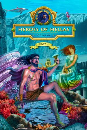 Heroes of Hellas Origins: Part One poster image on Steam Backlog