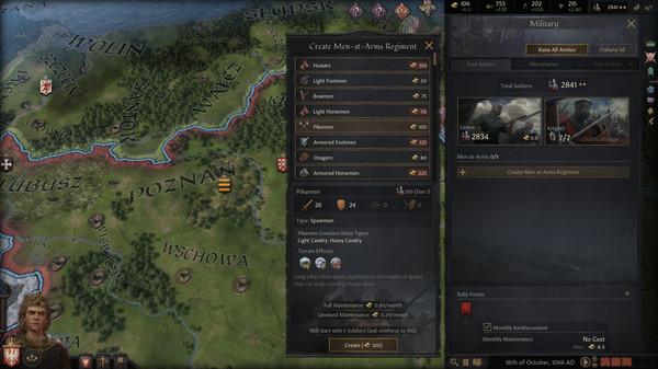 Crusader Kings III Steam Key 2