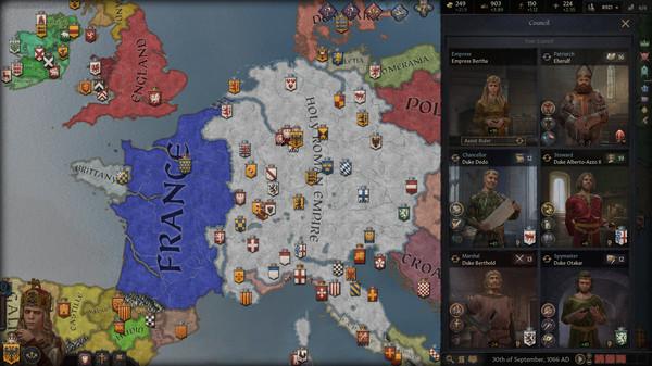 Crusader Kings III Steam Key 1