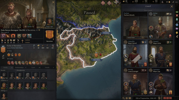 Crusader Kings III Image 3