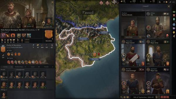 Скриншот №4 к Crusader Kings III