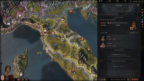Crusader Kings III Steam Key 4