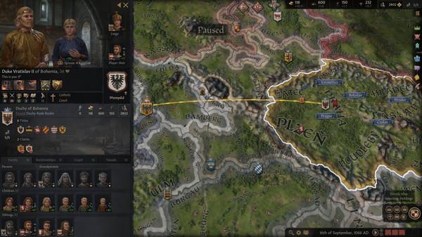Скриншот №5 к Crusader Kings III
