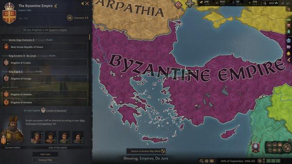 Скриншот №8 к Crusader Kings III