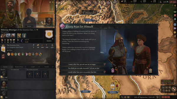 Crusader Kings III Image 1