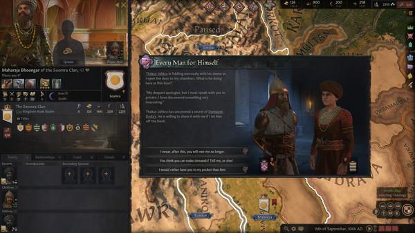 Скриншот №2 к Crusader Kings III