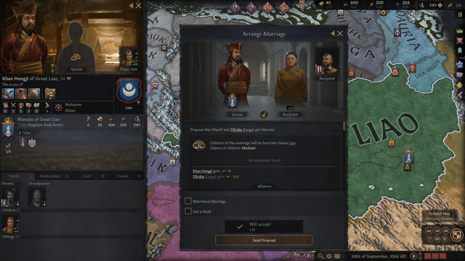 Crusader Kings III [RePack] [2020 Rus Eng Multi7]