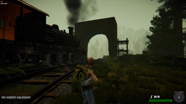 Capture d'écran n°3 du Jeu Jane Westlake Adventures - The Mystery Train