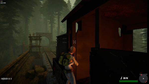 Capture d'écran n°2 du Jeu Jane Westlake Adventures - The Mystery Train