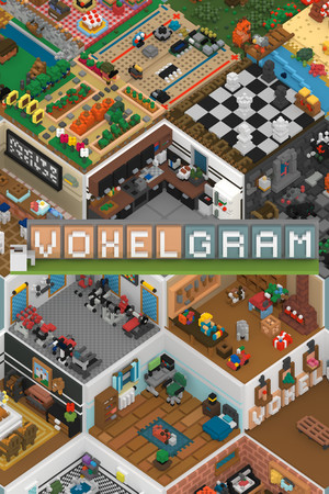 Voxelgram poster image on Steam Backlog