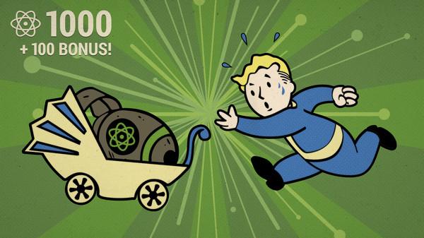 скриншот Fallout 76 - Atoms 1