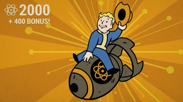 скриншот Fallout 76 - Atoms 2