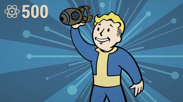 скриншот Fallout 76 - Atoms 0