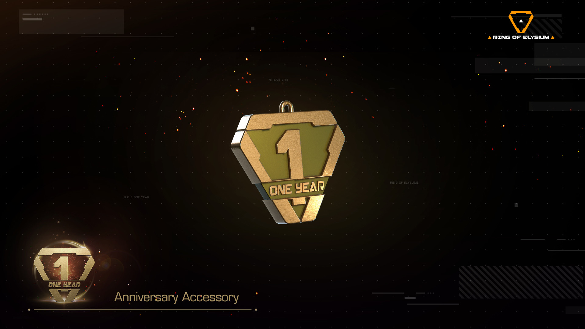 Ring Of Elysium One Year Anniversary Pack On Steam