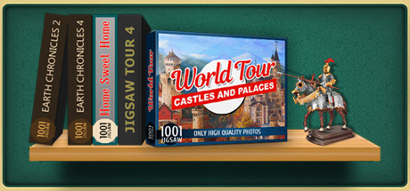 1001 Jigsaw Castles And Palaces