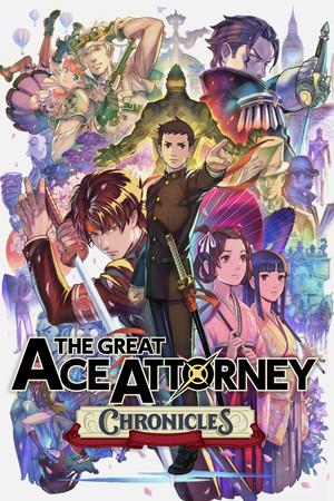 The Great Ace Attorney Chronicles poster image on Steam Backlog