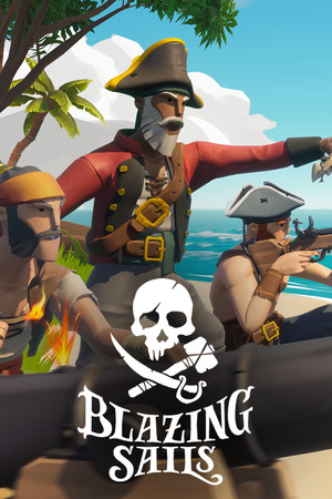 Blazing Sails: Pirate Battle Royale poster image on Steam Backlog