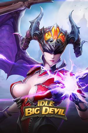 Idle Big Devil poster image on Steam Backlog