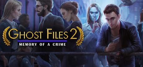 Ghost Files 2: Memory of a Crime cover art