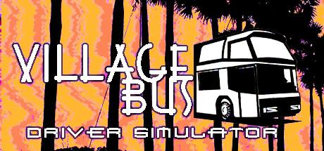 Village Bus Driver Simulator cover art