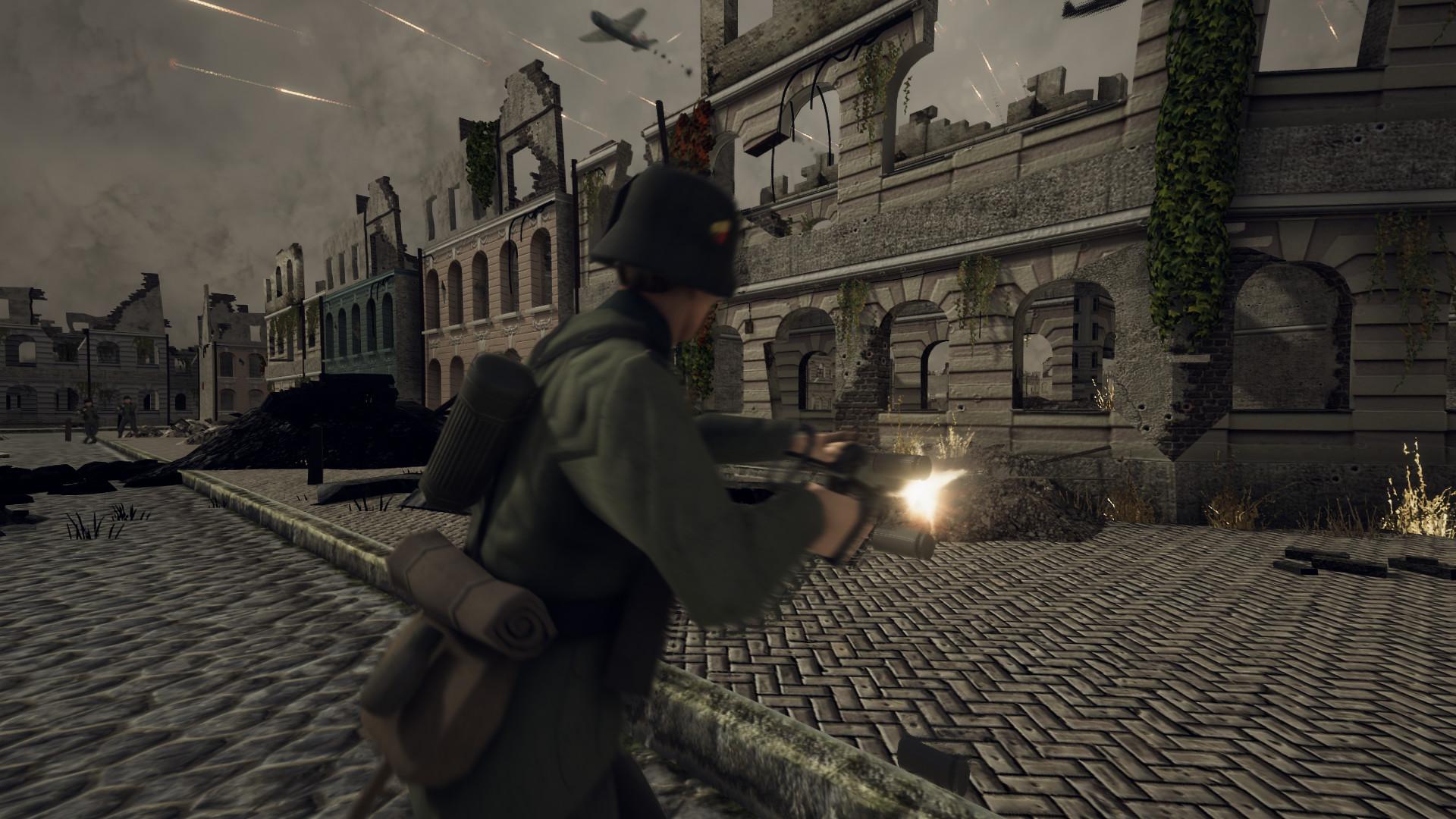3D Hentai Game Video hentai - world war ii