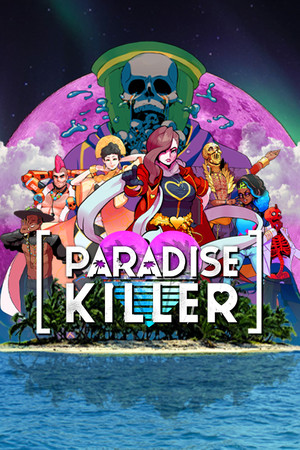 Paradise Killer poster image on Steam Backlog
